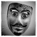 Mexican Dance Mask 1