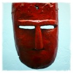 Mexican Dance Mask 2