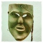 Mexican Dance Mask 6