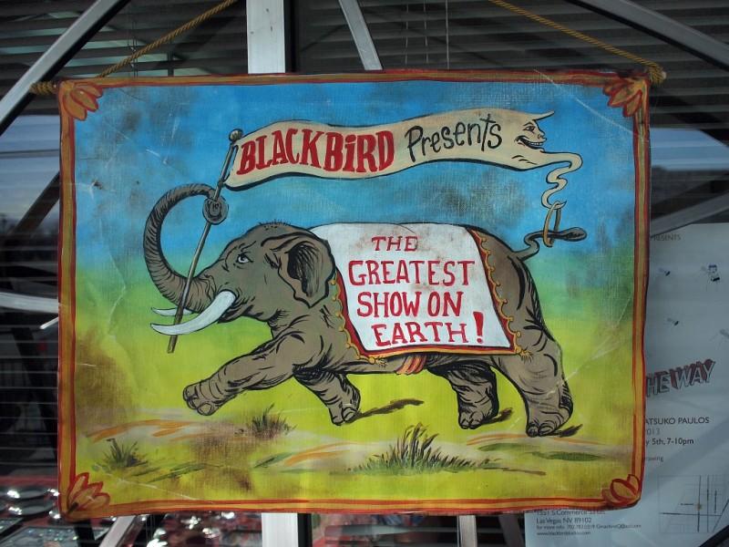 Blackbird Studios - The Greatest Show on Earth